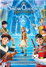 THE SNOW QUEEN: MIRRORLAND (2D)